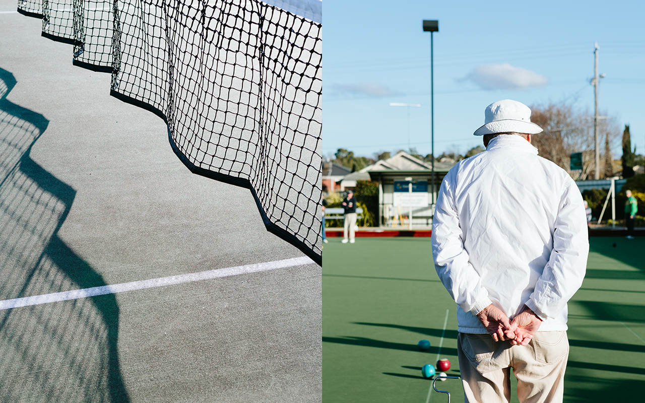 Local Highton Geelong parks and bowls clubs